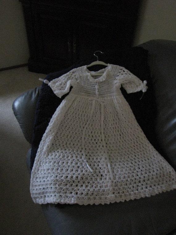 Keepsake Christening Gown