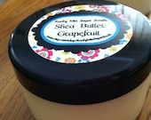New Shea Butter and Grapefruit Salt Scrub 5oz