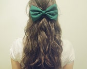 Enchanted Forest Hair Bow