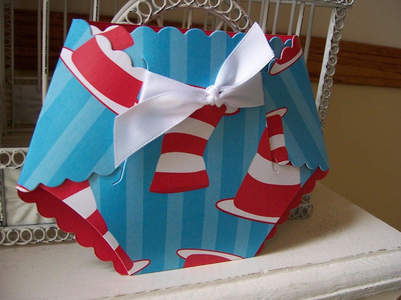 dr seuss cat in the hat baby shower invitation custom order