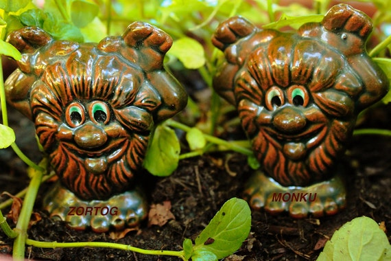 Zortog and Monku: Guardians Of The Plants.