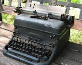 Vintage Antique Remington 1921 Typewriter Steampunk Parts Keys - Featured in a Etsy Treasury List