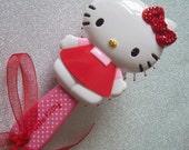 Swarovski Hello Kitty Sanrio cute hair brush