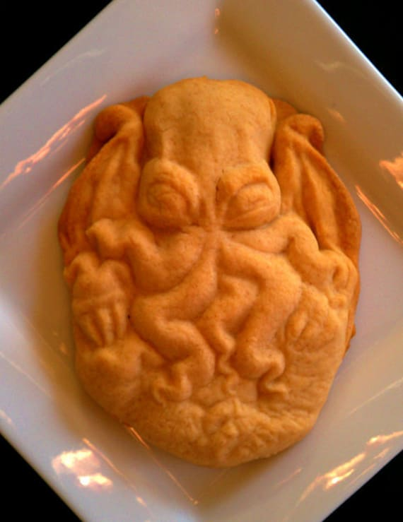 Cthulhu Cookie Mold