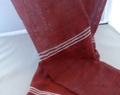 One of a Kind Handwoven Scarf from Ethiopia