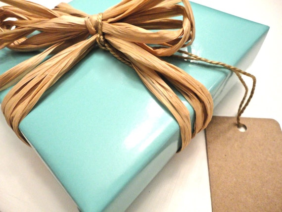 Gift Wrap - Add On To Any Handmade Jewelry Purchase - Last Minute Gift Idea