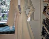 1940's Inspired Lounged Wear,Veronica Lake Robe,Walking Coat, Morning Coat, Dressing Gown,Renaissance,Luxurious Turkish Frock,Edwardian