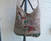 Upcycled Peruvian Coffee Estate Tote