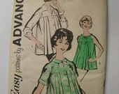 Advance Vintage 2777 pattern Maternity Overblouse