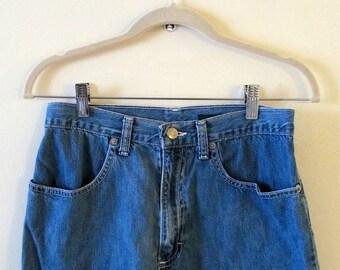J. Crew Denim Shorts S M 28 Waist