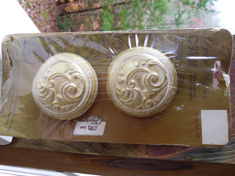 vintage decorative door knob covers for antique door knobs. Black Bedroom Furniture Sets. Home Design Ideas