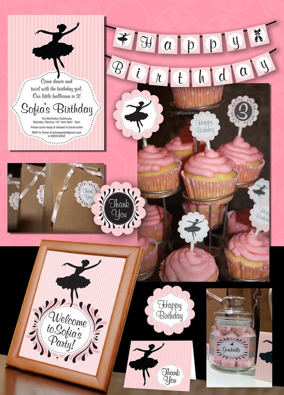 Ballet Deluxe Collection for Printables