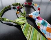 Boy's Springtime Ties