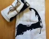 Cape Cod Dish Towels - 3 towel promo