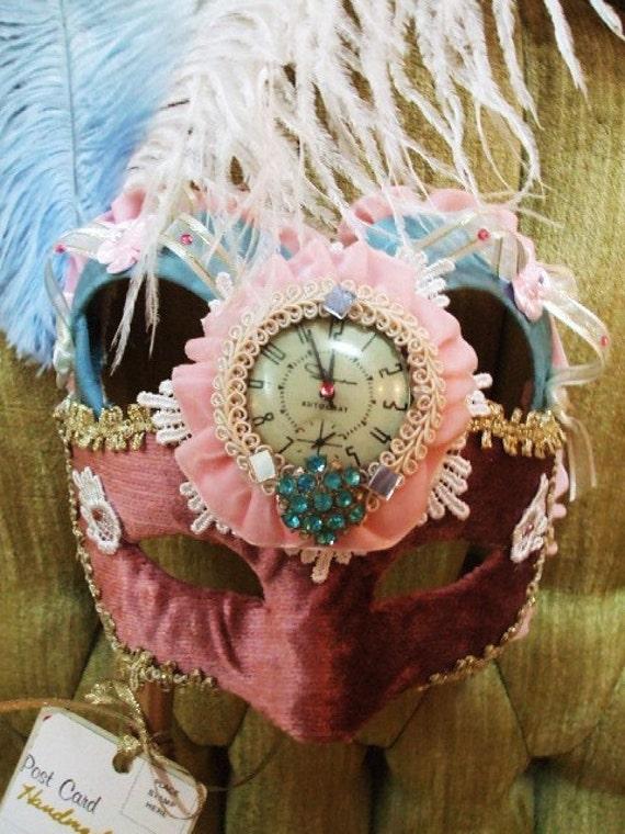 Cinderella Mask, masquerade or cosplay, custom