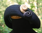 1940's Navy Hat
