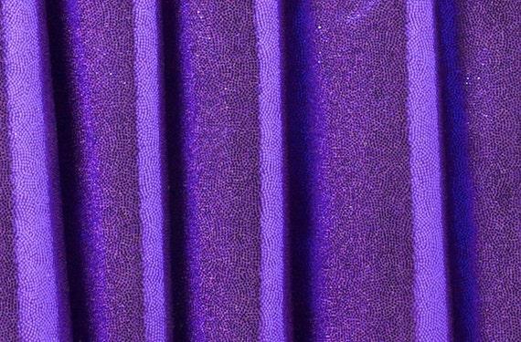 Mystique Eggplant/Purple Spandex Fabric 1 Yard