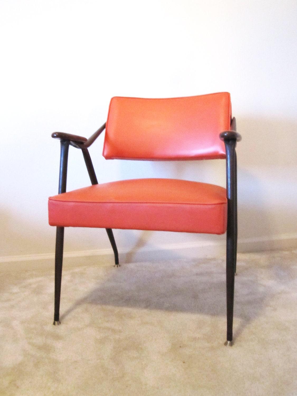 Mid Century Vintage Modern Viko Baumritter Chair