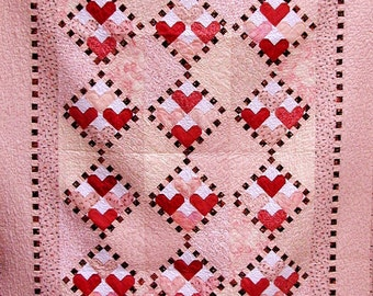 Take my heart, I'm yours...pattern