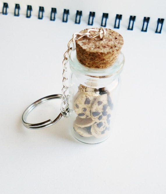 Cookie jar - keychain