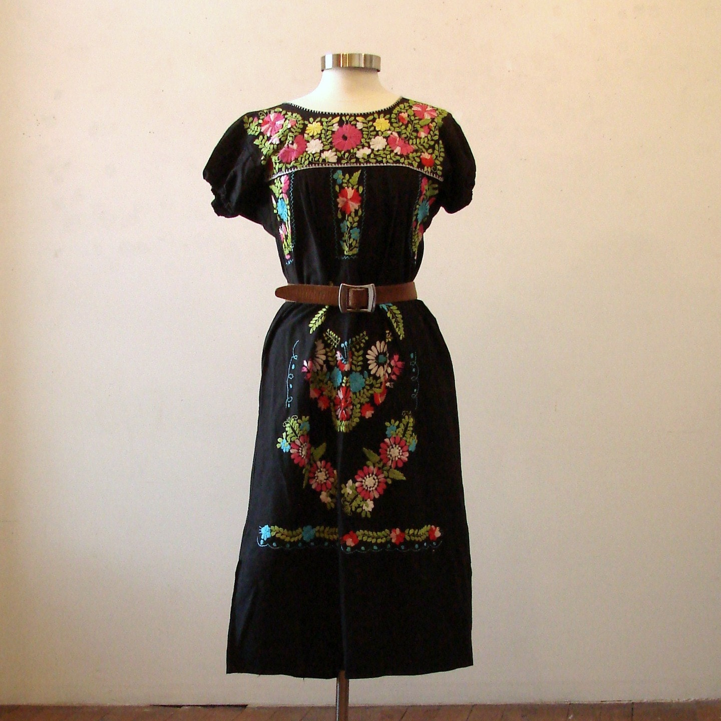 Mexican Vintage Dress 19