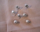 Earring Backs (30 pieces)  Ships free from US.