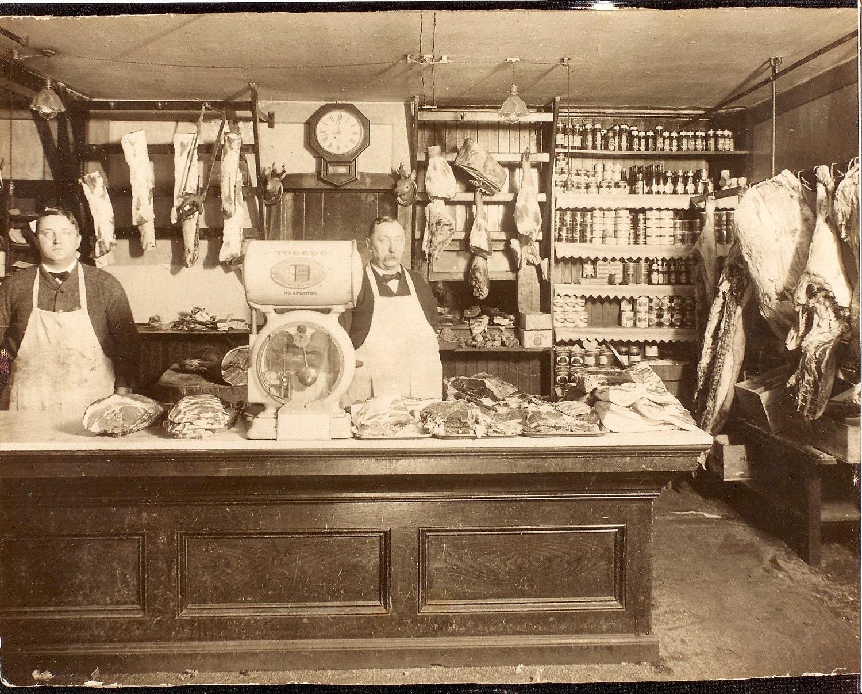 Old Butchers Shop