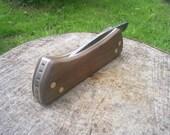 Handmade Friction Folding Knife
