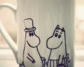 Moomin mug by Mr Teacup