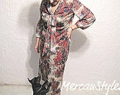 Vintage  Workin 9 to 5 Career Outfit  (sz lg)