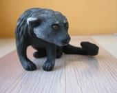 Binturong premo sculpey figurine