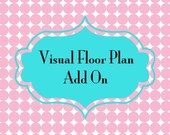 "E Decorating ""Visual"" Floor Plan Add On to Virtual Design Plan"