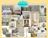 Interior Decorating - Interior Design - E Decorating Design Plan Master Bedroom or Living Room