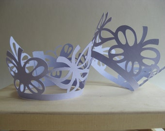 Decorative Butterfly Cupcake Wrappers