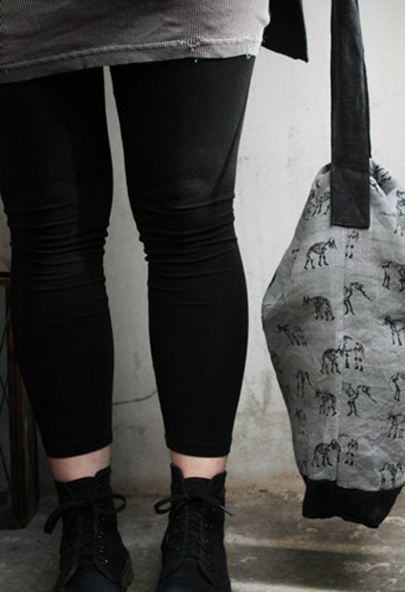 SALE Spring Shoulder Bag Tote Skeleton