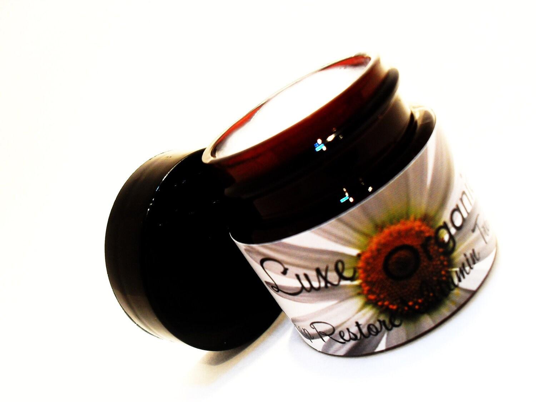 DEEP RESTORE Vitamin TREATMENT Organic Hair Mask by LuxeOrganics