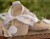 """AK DESIGNS """"Elegant Baby Shoes"""" - Little Nancy"""