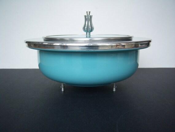 Atomic Kitchen Lidded Serving Bowl