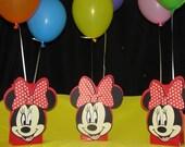 Minnie Mouse Party Centerpiece