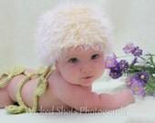 Baby Spring Hat Photo Prop Hat Newborn Dandelion Hat Spring 2012