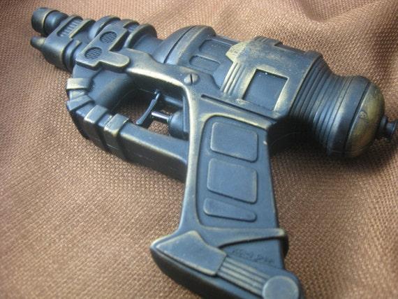 Steampunk Gun - Odin Series Particle Vaporizer