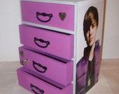 Jewelry Box - Justin Bieber