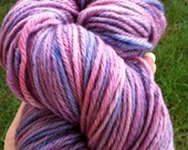Cotton Candy  - Worsted Weight Yarn (Superwash Merino Wool)
