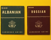 Albanian and Russian Language Military Guides
