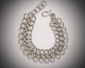 3 Row Basic Chainmaille Bracelet