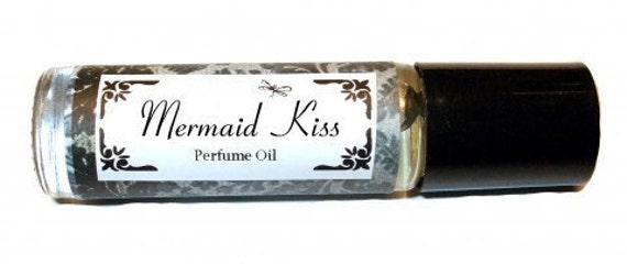 MERMAID KISS -  Roll on Premium Perfume Oil - 1/3 oz