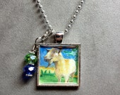 Animal Pendant Charm Necklace - Inspired By Heartland Farm Sanctuary