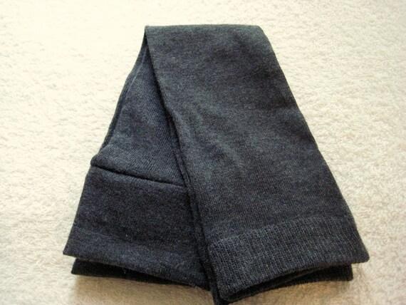 Charcoal Grey Baby/Toddler Leggings