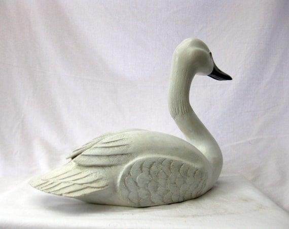 Swan Decorative Decoy
