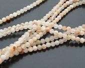 90 pcs 4mm Mixed Color Transparent Natural Sapphire Jade Round Ball Beads Pendants 51431aBN-DC797CBA